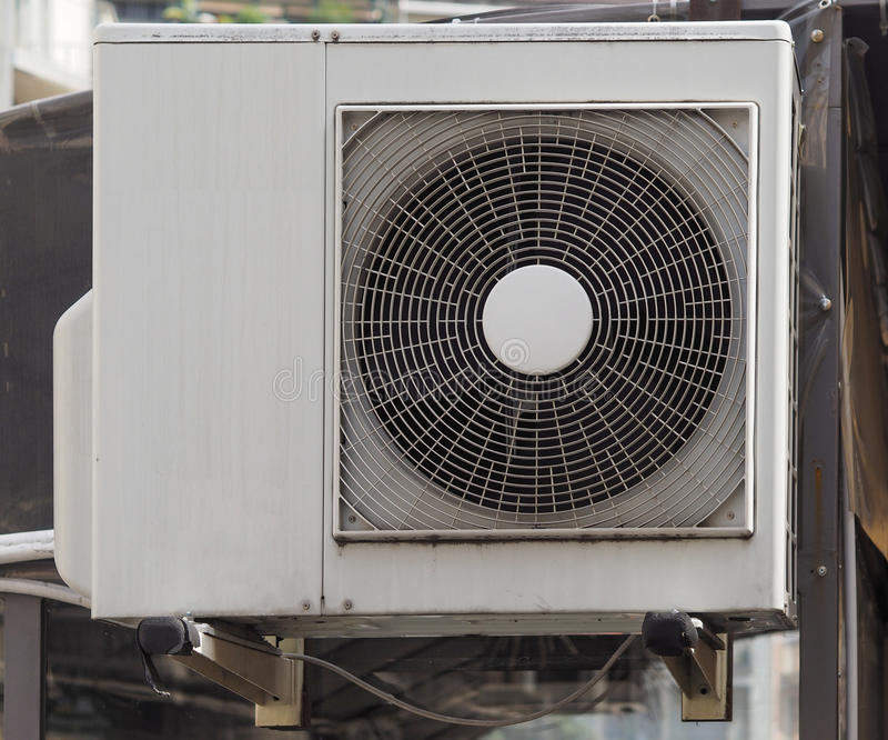 heating ventilation and air conditioning device royalty free stock photos
