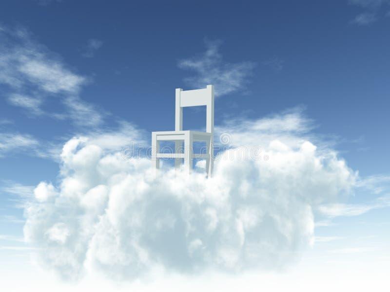 Heaven stock illustration