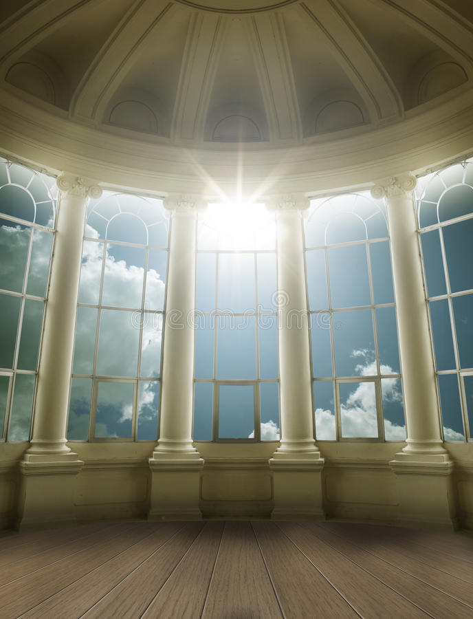 Heaven stock images