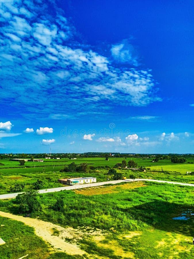 Heaven On Earth stock image