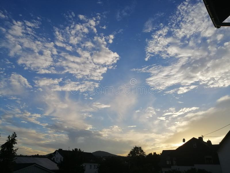 Heaven& x27; s выше стоковое фото rf