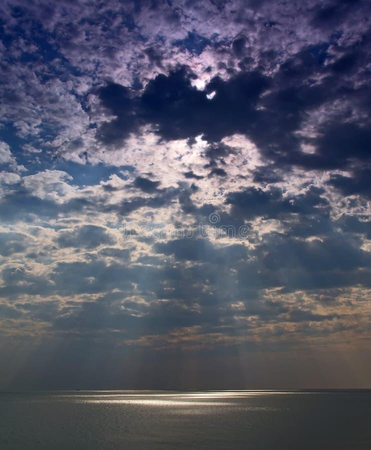 Heavenly Light Stock Images