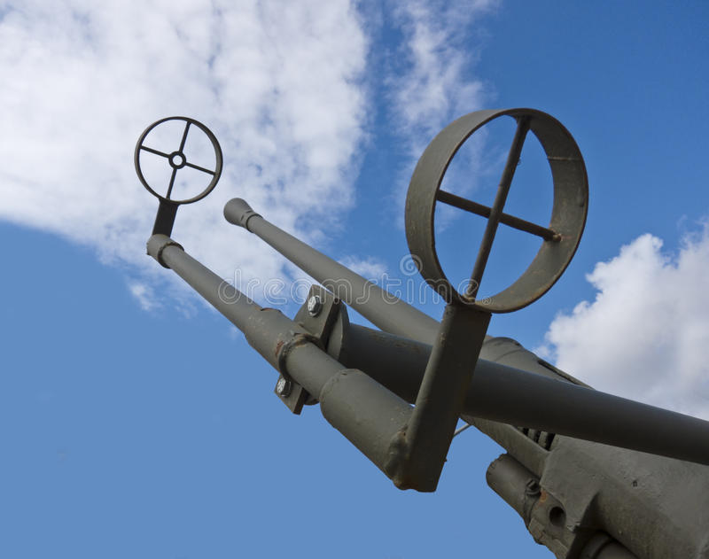 Download Heavy Artllery Gun For Battle Defence Stock Image - Image: 21289837