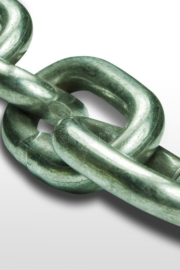 Download Heavy Chain stock photo. Image of fasten, chrome, attach - 4353858
