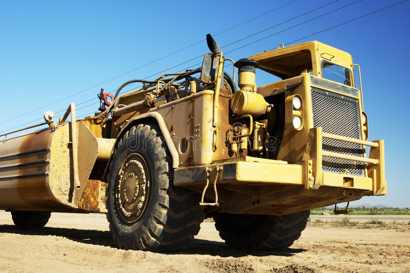 Download Heavy Construction Equipment Stock Image - Image: 295839