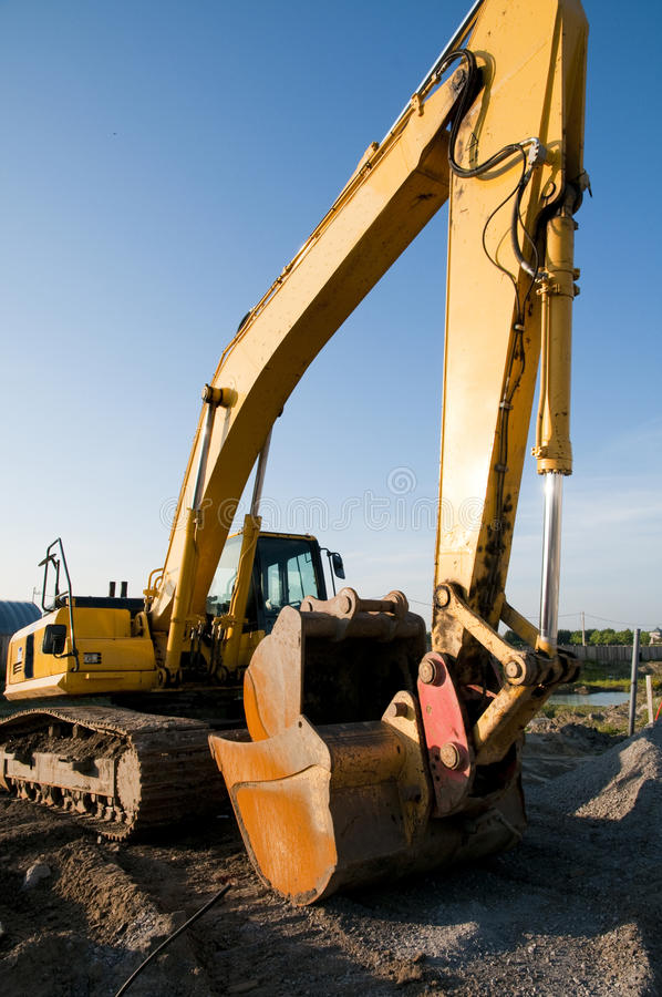 Free Heavy Equipment Stock Images - 14858164