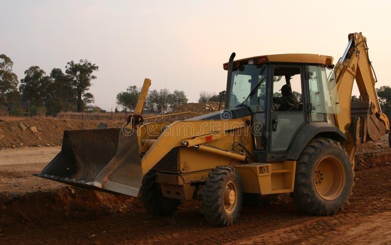 Heavy equipment royalty free stock image
