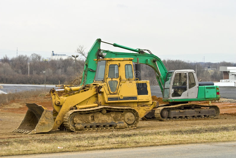 Heavy Equipment stock images
