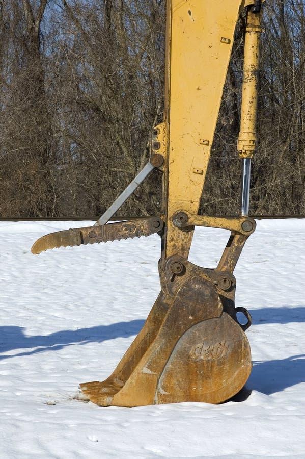 Heavy equipment detail royalty free stock photos