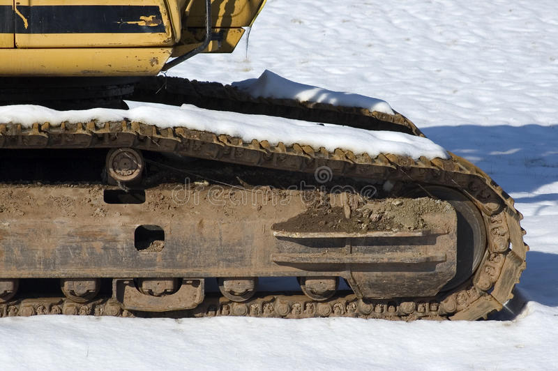 Heavy equipment detail stock images