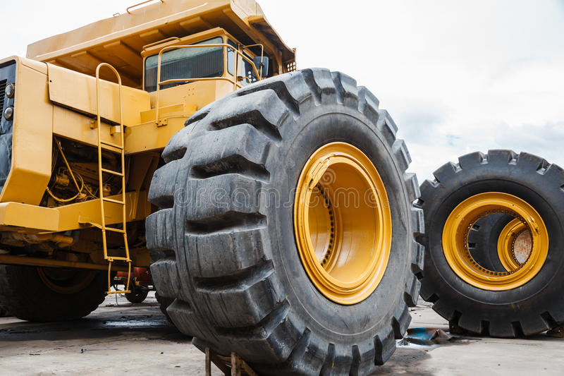 Heavy equipment royalty free stock image