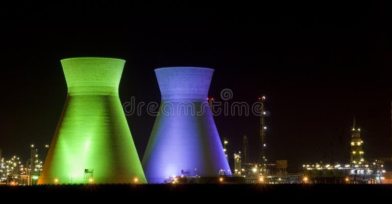 Heavy industry stock photography