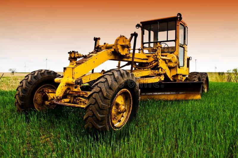 Heavy machinery royalty free stock photos