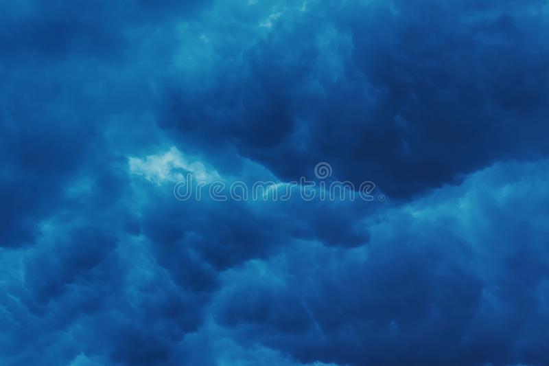 Storm Clouds background royalty free stock image