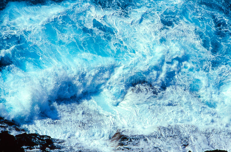 Download Heavy sea stock image. Image of landscape, nature, choppy - 8230423