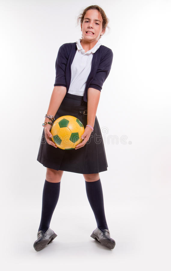 Download Heavy soccer ball stock photo. Image of young, heavy - 20191148