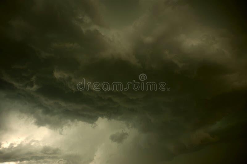Heavy Storm stock image