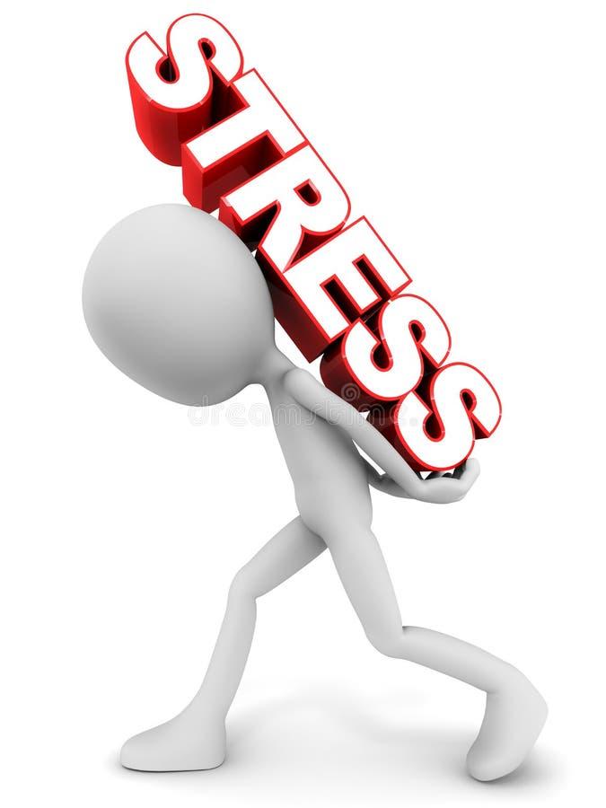 Free Heavy Stress Stock Photography - 30400962
