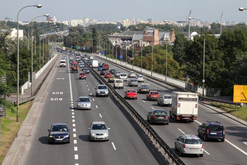 Heavy Traffic Editorial Photography