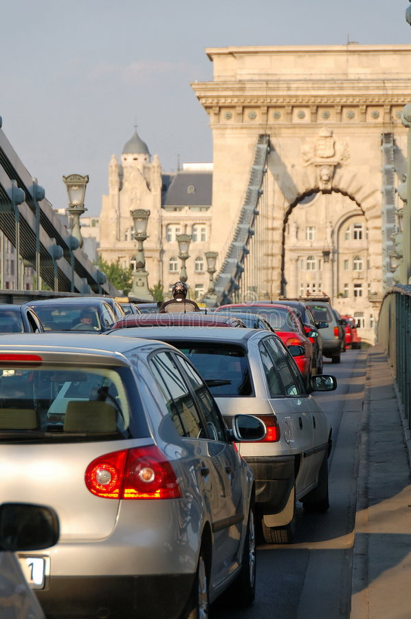 Download Heavy Traffic Stock Photo - Image: 2379830