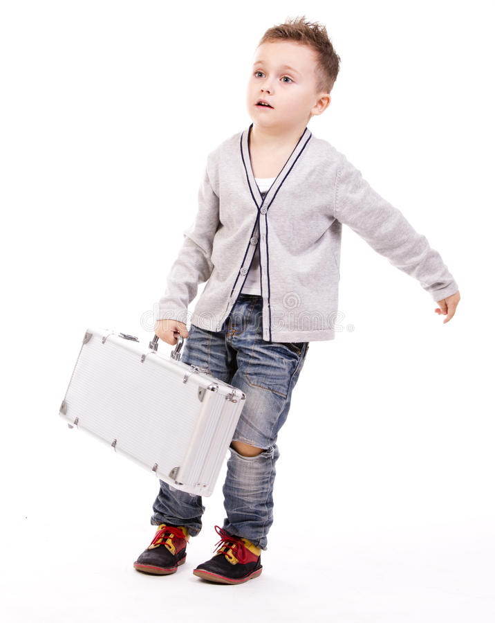 Download Heavy weight stock photo. Image of luggage, children - 28130378