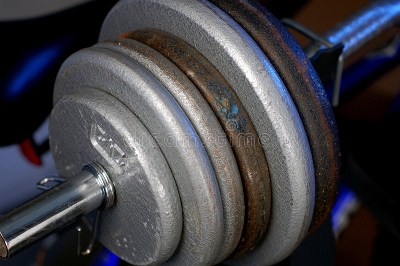 Download Heavy Weights stock image. Image of lift, stack, weights - 2573245