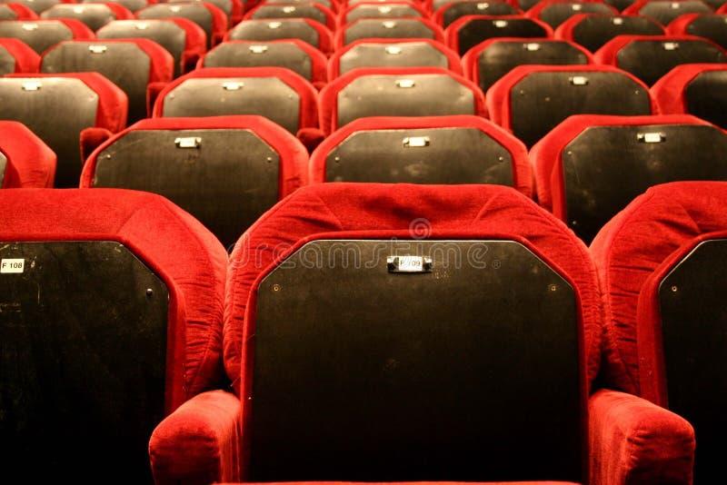 Download Heb een zetel? stock afbeelding. Afbeelding bestaande uit theater - 287237
