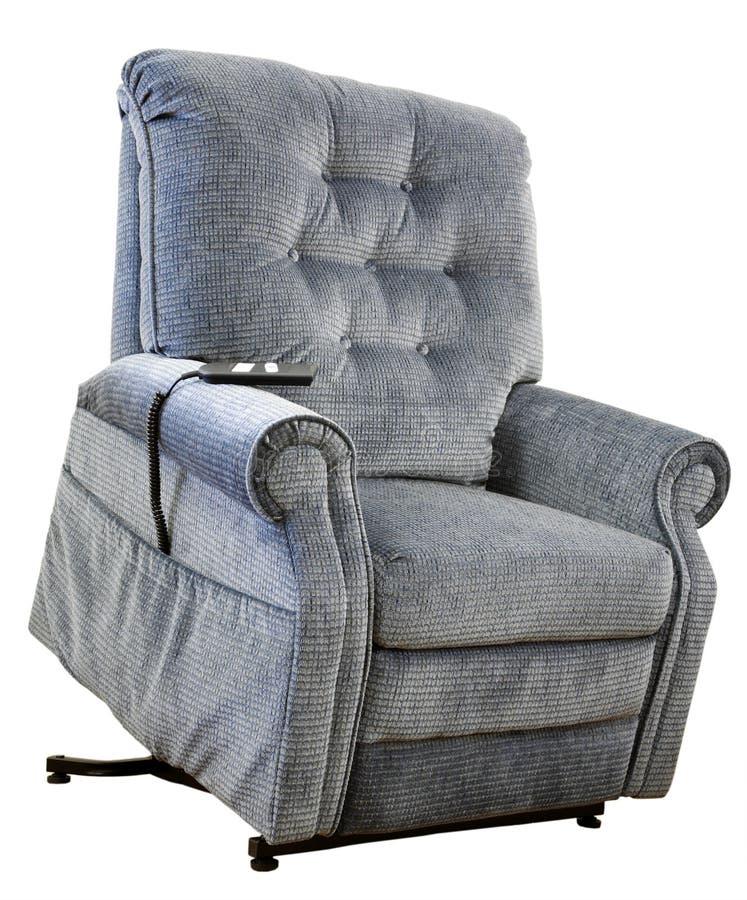 Heben Sie Stuhl an stockfoto