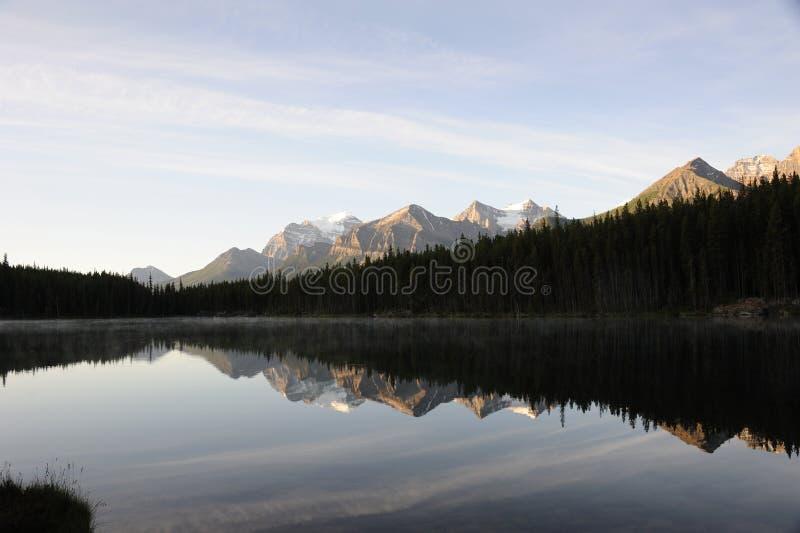 Hebert jezioro obrazy stock