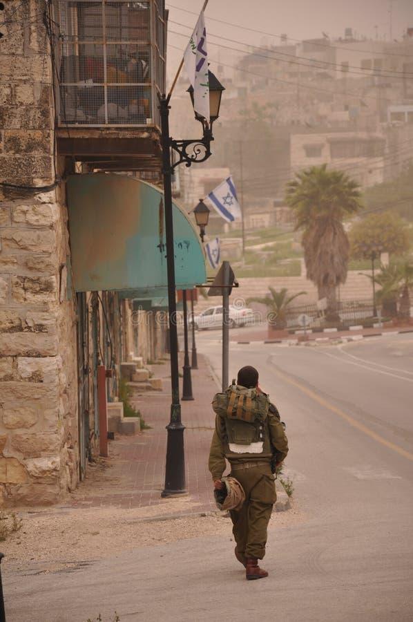 Hebron lizenzfreies stockfoto