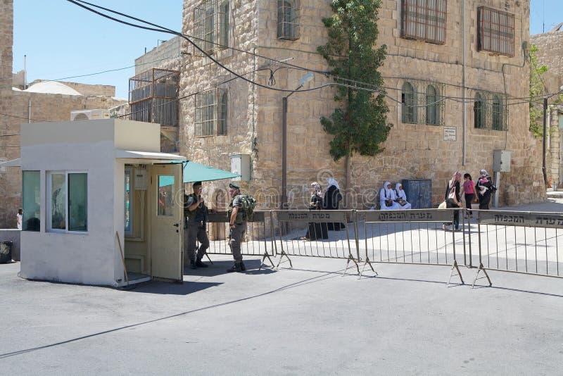 Hebron photo stock