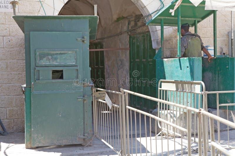 Hebron image stock