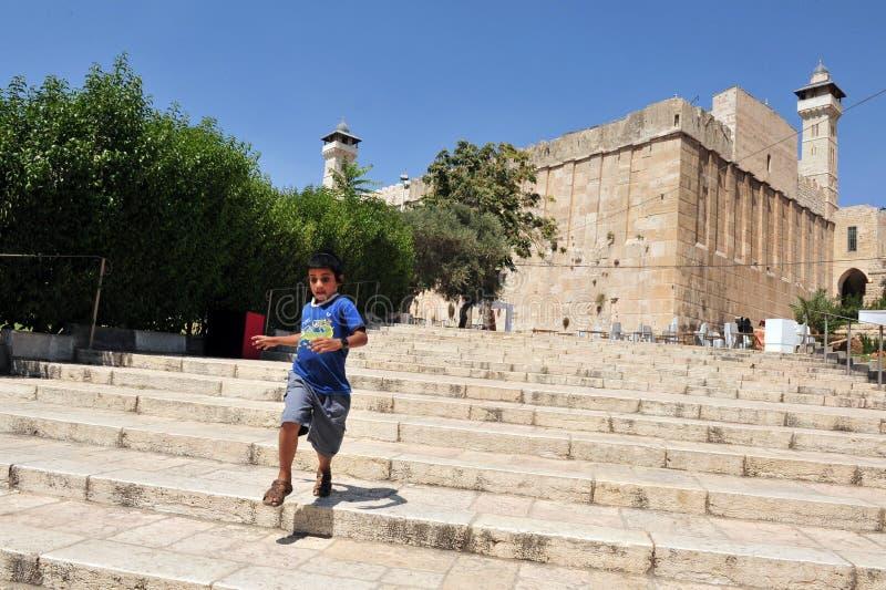 Hebron - Israël stock foto's