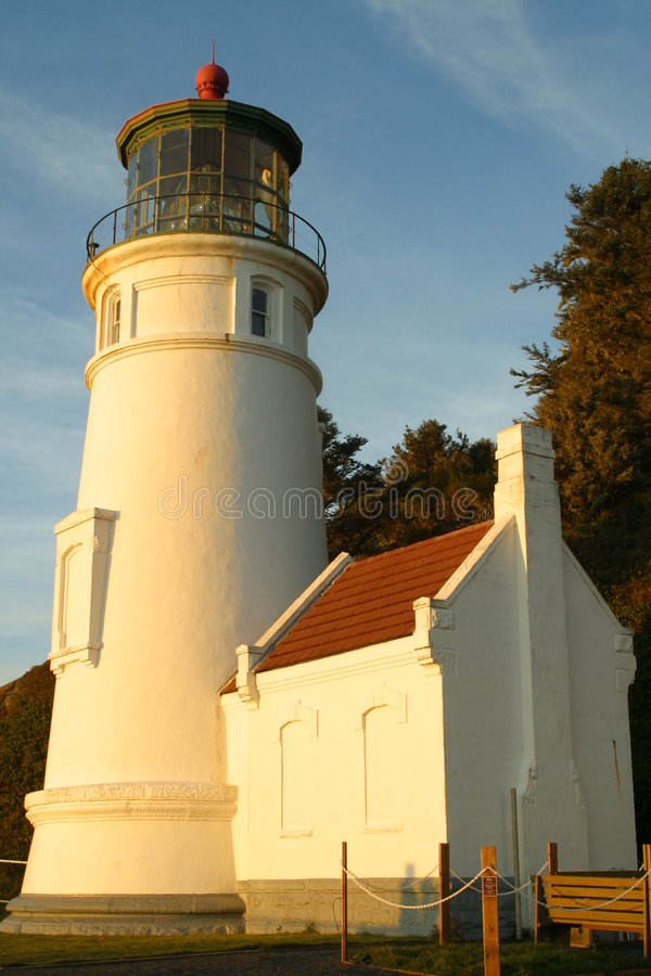 Heceta head light house. 1-3 stock photos
