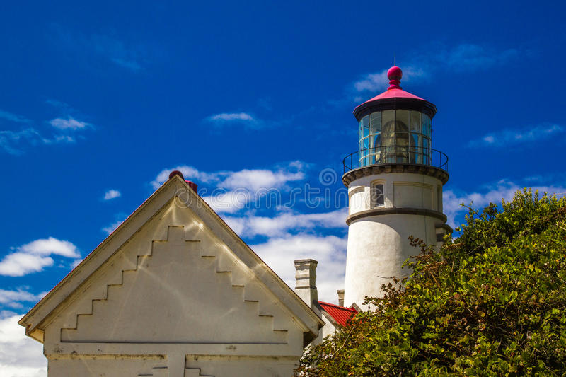 Heceta Lighthouse royalty free stock images