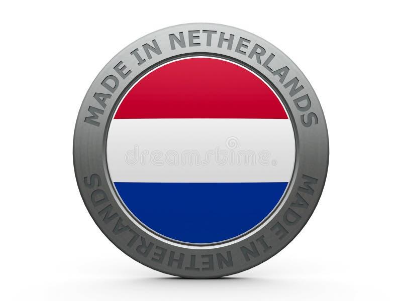 Hecho en Países Bajos libre illustration