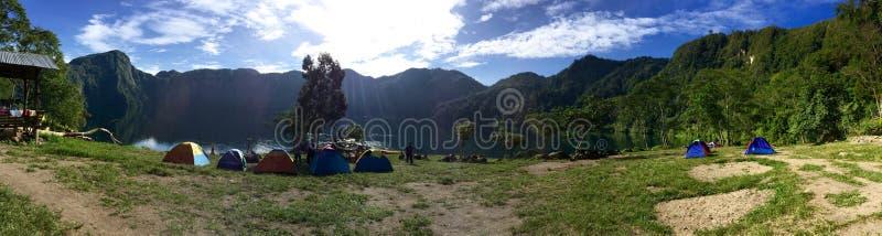 300 hectare de lago Holon fotografia de stock
