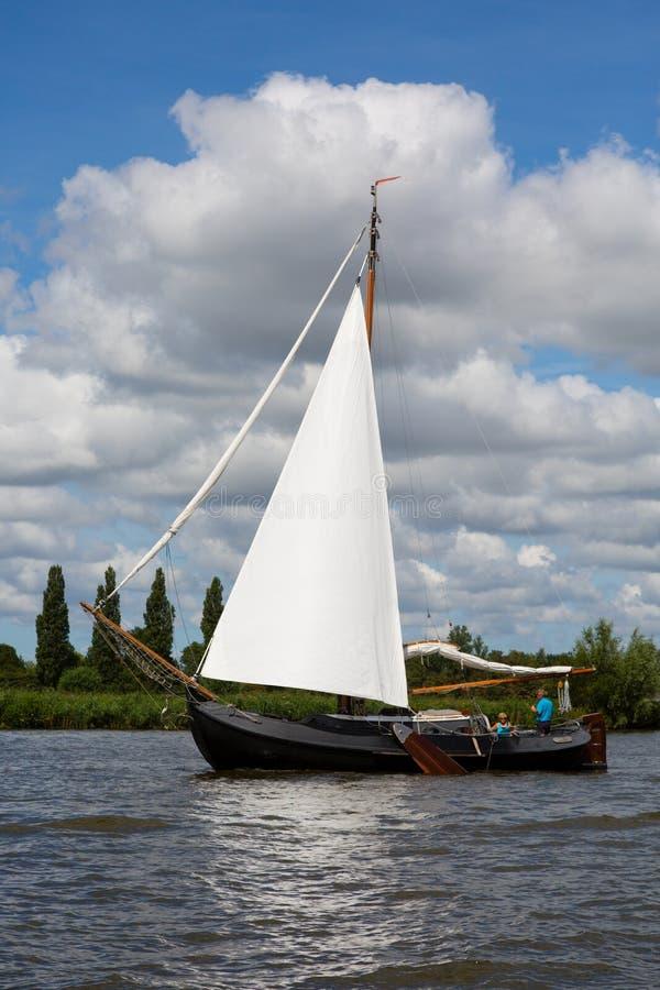 Dutch historic ship royalty free stock photos