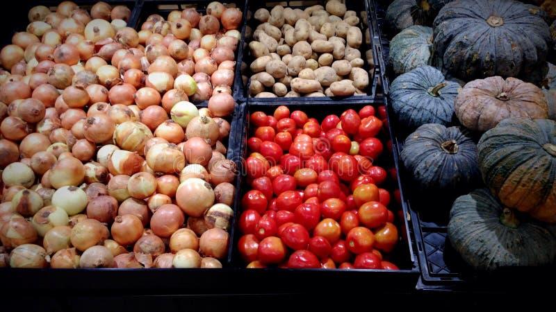 heel wat veggies stock foto