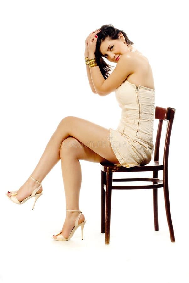Download Heels glamour stock photo. Image of sitting, fashion - 25975764