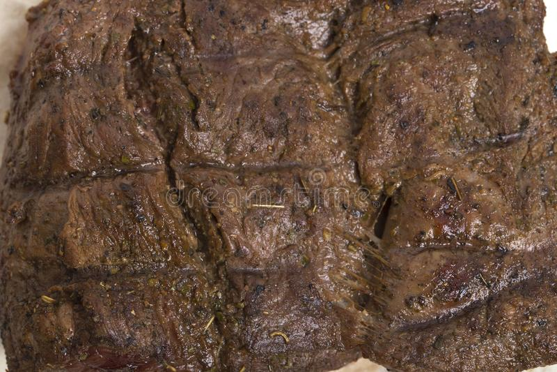 Heerlijk rundvleeslapje vlees royalty-vrije stock foto