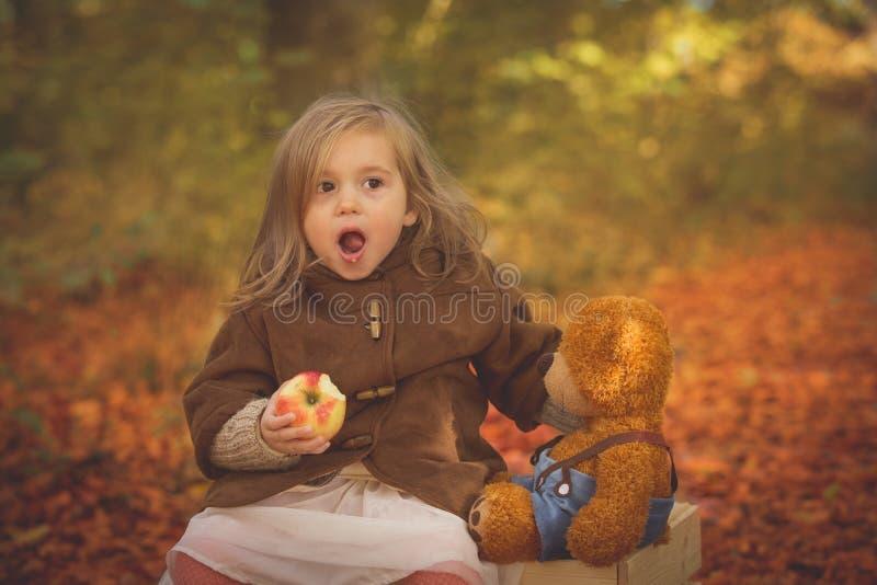 Heerlijke Appel stock afbeelding