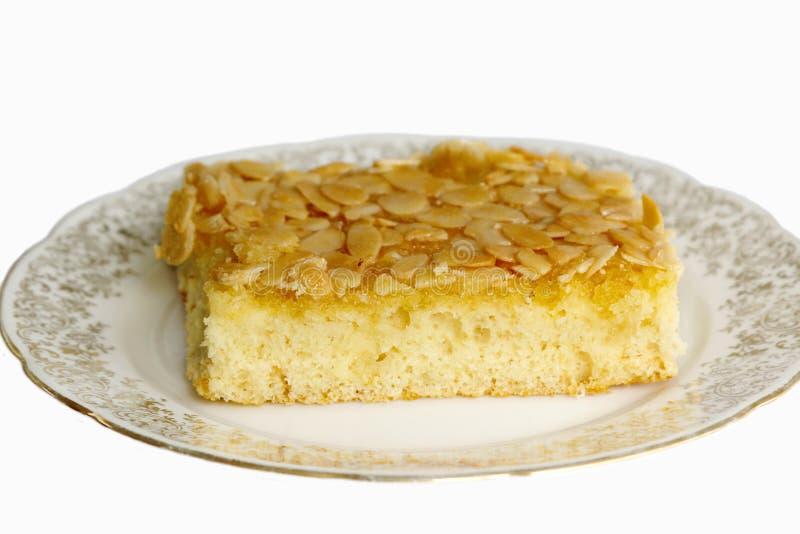 Heerlijke botercake royalty-vrije stock fotografie