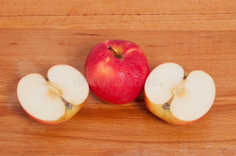 Heerlijke bron van vitaminen na de winter royalty-vrije stock fotografie