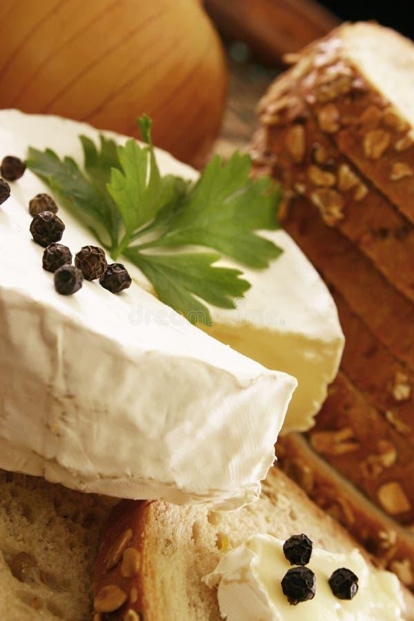Heerlijke kaas stock fotografie