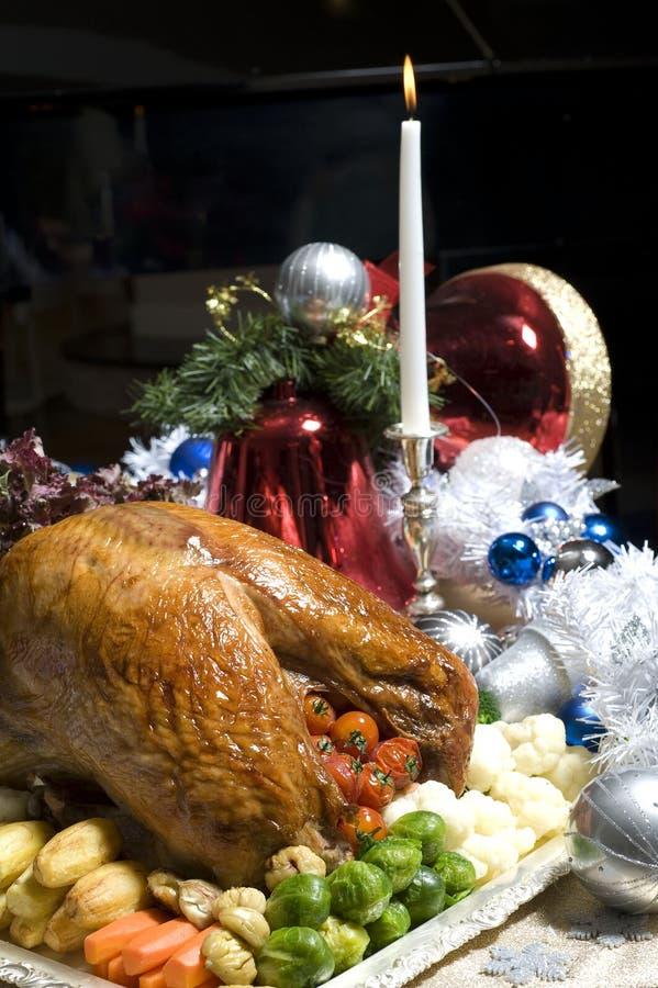 Heerlijke Kerstmis Turkije royalty-vrije stock afbeeldingen