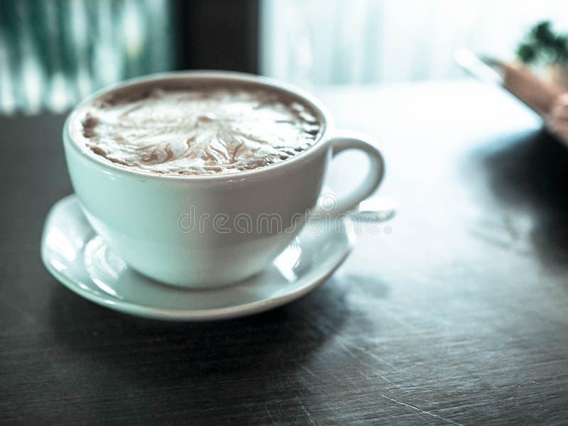 Heerlijke koffie de ochtend stock foto's