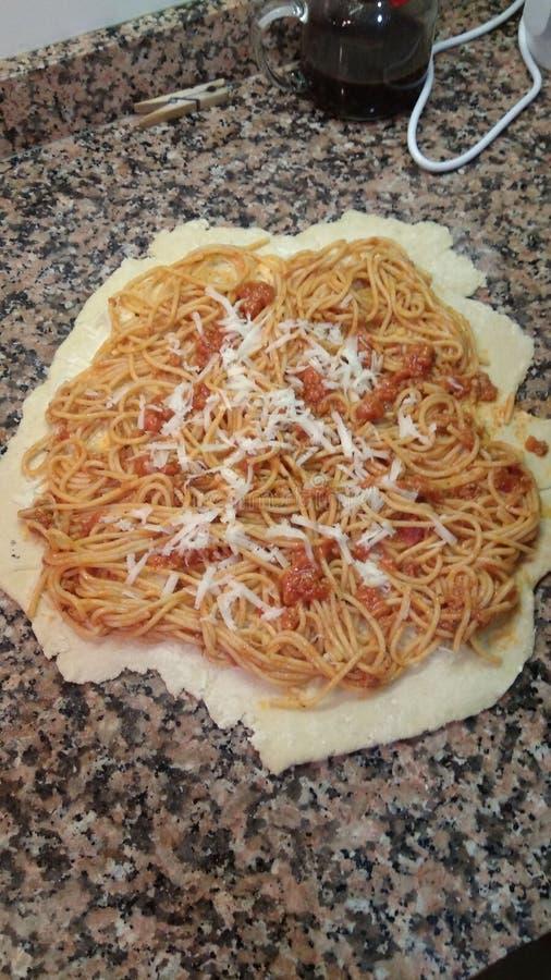 Heerlijke pizza royalty-vrije stock foto's