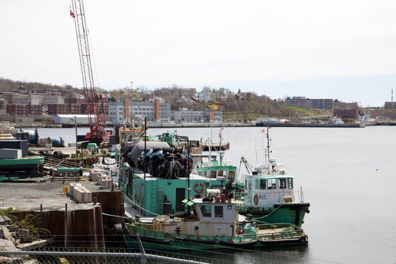 Heerschappij die in Dartmouth duiken stock foto