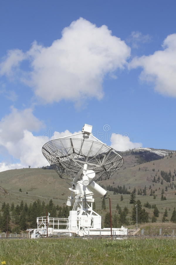 Heerschappij Radio Astrofysisch Waarnemingscentrum royalty-vrije stock afbeeldingen